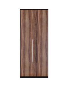 bedroom chair brisbane toddler potty walnut furniture collection pinterest vermont 2 door wardrobe http www very co