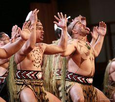 Maori and the Haka Dance