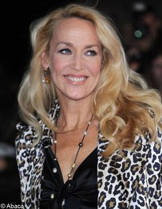 Jerry Hall still gorgeous