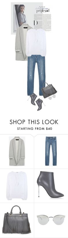 """""""Travelling - sunshine bound...."""" by matilda66 ❤ liked on Polyvore featuring Zara, Talitha, Balenciaga, Milly, Fendi, women's clothing, women, female, woman and misses"""