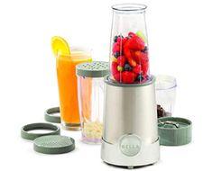 """Fruit blender"" portable fruit blenders Rocket Blender, Fruit Blender, Portable Blender, Nutritious Smoothies, Good Smoothies, Healthy Shakes, Healthy Drinks, Vegetable Juicer, Prep Kitchen"