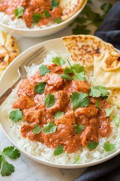 Quick Chicken Tikka Masala   Cooking Classy