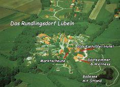 Das Rundlingsdorf Lübeln im Wendland