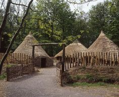 Celtic Village - St Fagans: National History Museum