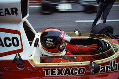 Emerson Fittipaldi Zandvoort Mclaren M23 1974