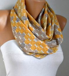 A scarf changes everything - #scarves sn32908