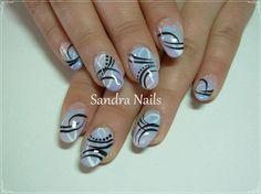 Nail Art by SandraNailArt - Nail Art Gallery nailartgallery.nailsmag.com by Nails Magazine www.nailsmag.com #nailart