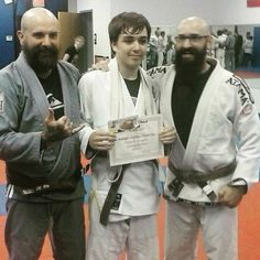 Congrats to Malikai on being chosen as our student of the month in our Teens BJJ program!