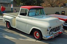 1955 Chevy Pickup | Flickr - Photo Sharing!