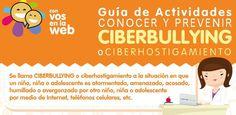 Ciberbullying: Guía de actividades para prevenirlo