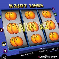 Kajot Casino Games: Play the best online casino games for free or for real money! Best Online Casino, Online Casino Games, Along The Lines, Free Games, Bright, Play, Fruit, Stars, Sweet