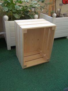 Kiste Selber Bauen Vorn Diy Heimwerken