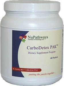 CarboDetox offers a safe, effective way to make the metabolism of carbohydrates more efficient, stabilize blood sugar, prevent weight gain, and help reverse the damage from excessive carbohydrate consumption. If you have a problem balancing weight or suffer from diabetes, hypoglycemia, or insulin resistance, this product may work for you.