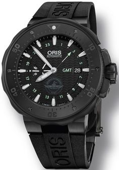 Oris Watch Force Recon GMT Set 01 747 7715 Watch available to buy online from with free UK delivery. Army Watches, Fine Watches, Sport Watches, Cool Watches, Watches For Men, Tactical Watch, Watch Master, Titanium Watches, Watch Blog
