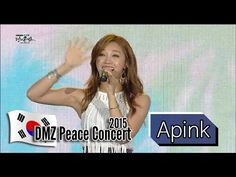 APINK - REMEMBER, 에이핑크 - 리멤버, 2015 DMZ Peace Concert1 20150814