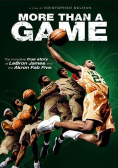 Awesome documentary on Lebron James. Catch it on Netflix!