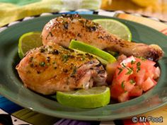 Mexican Lime Chicken #Dinner #Recipe