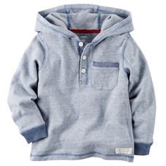 Baby Boy Hooded Jers