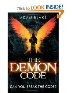 The Demon Code: Amazon.co.uk: Adam Blake: Books