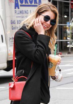 Ashley Benson - In Midtown Manhattan, NY on April 19