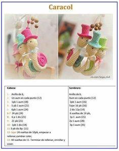 36 Llaveros adorables + 17 patrones en castellano   Otakulandia.es Decoupage, Crochet Necklace, Crochet Hats, Pattern, Handmade, Jewelry, Cancer, Diy, Fashion