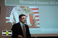 Seattle Event Photography: Student Veterans of America Leadership Summit on the Microsoft campus in Redmond.  ©2014 Ari Shapiro - AShapiroStudios.com