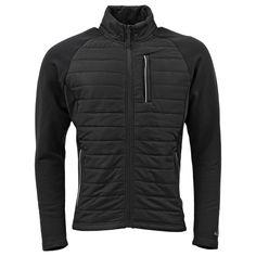 Kári Mens Hybrid Jacket Soft Warm Wind Resistant Thumbholes