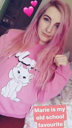 ldshadowlady and her cat buddy  you tubers  best