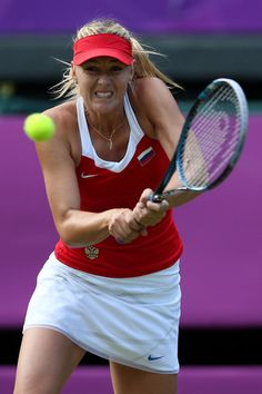 Maria Sharapova Photo - Olympics Day 6 - Tennis