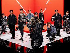 EXO's new album is amazing! Baekhyun, Sehun Oh, Park Chanyeol, Exo Ot12, Kaisoo, Chanbaek, Nct, Jung Kook, Bts Jimin