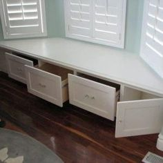 Interior design window seat with storage space upholstered benches Bay decoratio. Interior design window seat with storage space upholstered benches Bay decoration idea . Bench Seating Kitchen Table, Kitchen Table With Storage, Storage Bench Seating, Kitchen Benches, Wooden Kitchen, Table Storage, Seating Plans, Bay Window Storage, Bay Window Benches