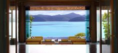 Top 100 Hotels & Resorts in the World - Condé Nast Traveler - Qualia, Hamilton Island, Great Barrier Reef, Australia