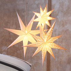 I really, really want these! Wishing I hadn't sold my tin star light...