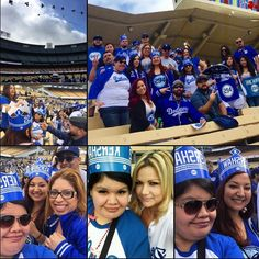 THINK BLUE: Fan Fest  #dodgers #dodgerstadium #fanfest #pantone294 #weloveLA #webleedblue #iliveforthis #baseballislife by jojobee909