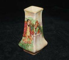 Hundred Years Ago Posy Vase
