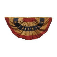I pinned this Heritage Fan Flag from the Hayrides & Hoedowns event at Joss and Main!