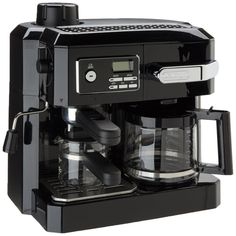 Espresso Machine Cappuccino Combination Drip Filter Best Coffee Maker Gifts Xmas #CommercialCoffeeMaker