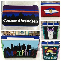 University of Arkansas cooler for Beta Theta Pi fraternity formal in Memphis featuring Fayettechill!