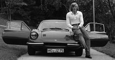 "Well dress and with a amazing car, Gunter Netzer! ""The best dressed football players of all time"" http://bocadolobo.com/blog/fashion/the-best-dressed-football-players-of-all-time/"