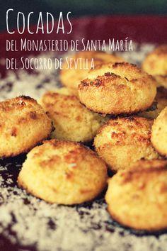 Mexican Food Recipes, Sweet Recipes, Dessert Recipes, Ethnic Recipes, Keto Desserts, Santa Clara, Biscuits, Mexican Bread, Cooking Chef