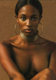 Naomi Campbell | Ralph Lauren Collection Spring/Summer 1997. @thecoveteur                                                                                                                                                     More