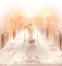 """""""Blessed are those who are invited to the wedding supper of the Lamb!"""" Revelation 19:9"""