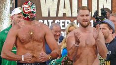 Tale of the Tape: Fury vs. Floyd Mayweather Training, Mayweather Boxing Club, Floyd Mayweather Fight, Sport Boxing, Mma Boxing, Boxing News, Conor Mcgregor Fight, Top Rank Boxing