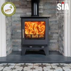 Ecosy+ Snug 7 to 10kw Multi-Fuel, 2022 Eco Design Ready , Defra Approved Stove Cheap People, Stove Accessories, Wood Fuel, Multi Fuel Stove, Into The Fire, Four Corners, Wood Burning, Snug, It Cast