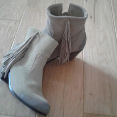 29b036c36 16 Best fringe ankle boots images