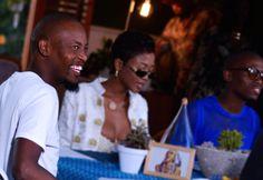Brenda Fassie themed fish braai with Moshe Ndiki on The Hostess with Lorna Maseko Fish, Pisces