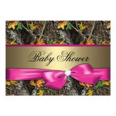 Real tree camo hunters baby shower invitations pick green pink or real tree camo hunters baby shower invitations pick green pink or blue baby shower ideas pinterest change babies and girls filmwisefo