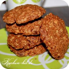 Gesunde-Müsli-Kekse
