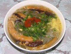 Miến lươn Nghệ An - món ngon của người Việt