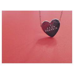 Erica Weiner Heartbeats Necklace